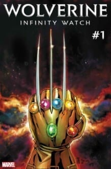 Comic completo Wolverine Infinity Watch