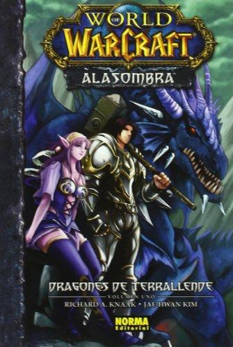 Comic completo World Of Warcraft Alasombra