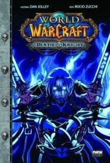 Comic completo World Of Warcraft Caballero de la muerte