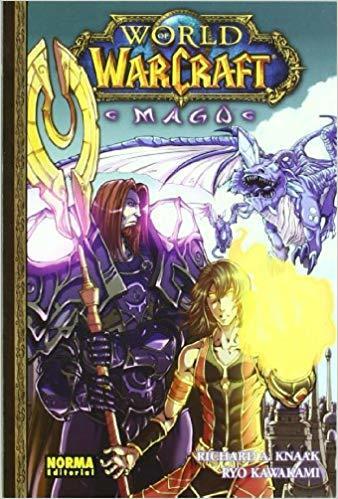 Descargar World Of Warcraft Mago comic