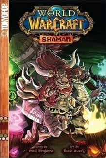 Comic completo World Of Warcraft Shaman