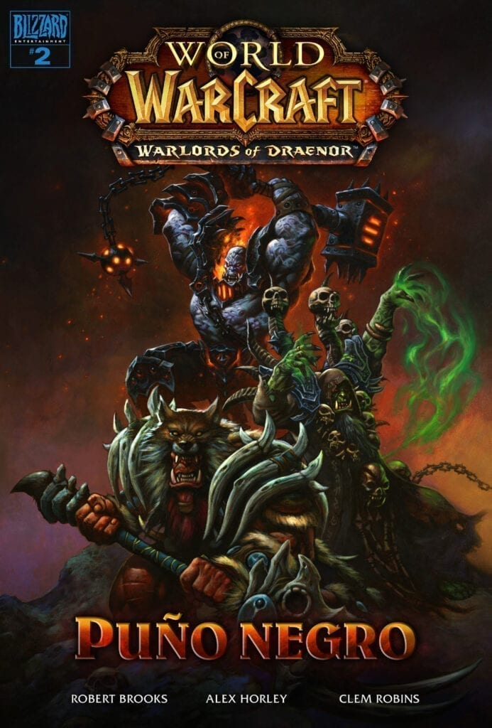 Descargar World Of Warcraft Warlords of Draernor comic