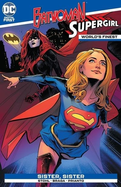 Comic completo World's Finest – Batwoman and Supergirl