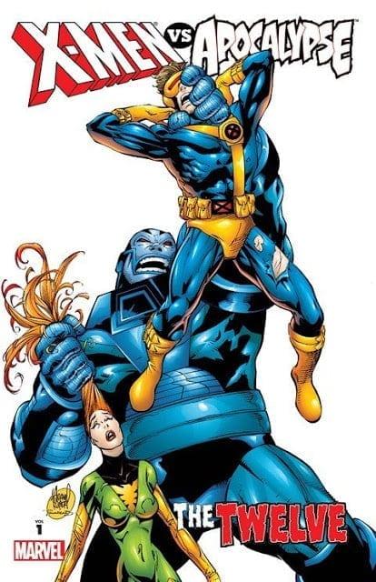 Comic completo X-Men vs Apocalypse: The Twelve