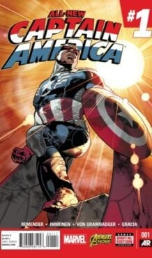 Comic completo All-New Captain America Volumen 1