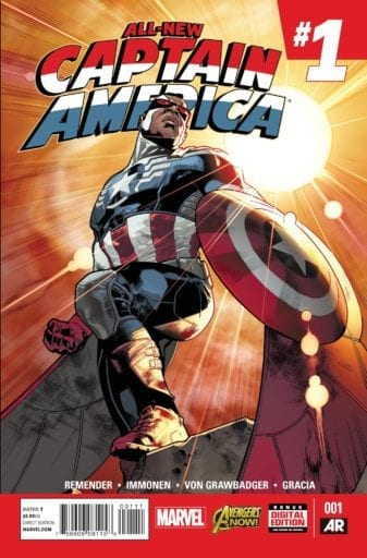 Descargar All New Captain America Volumen 1 comic