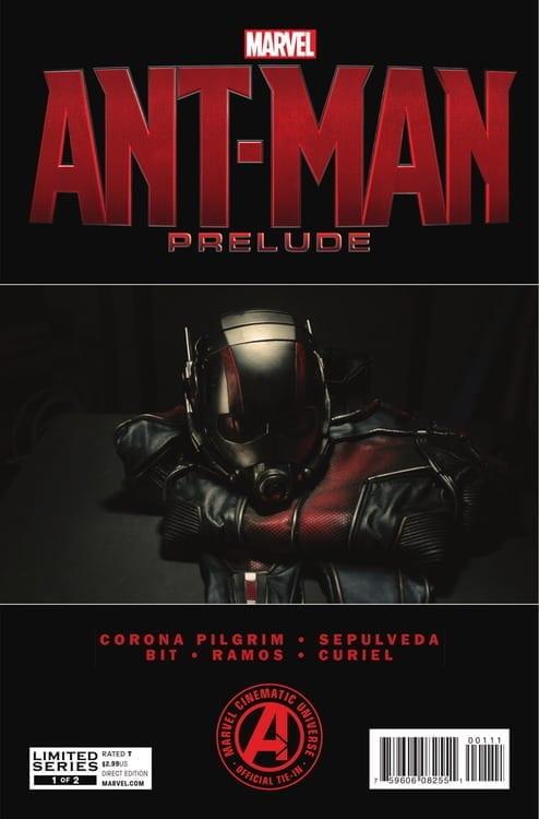 Descargar Ant Man Preludio a la pelicula comic