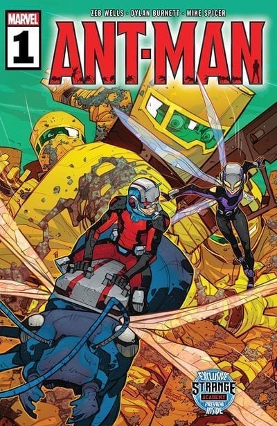 Descargar Ant Man Volumen 2 comic