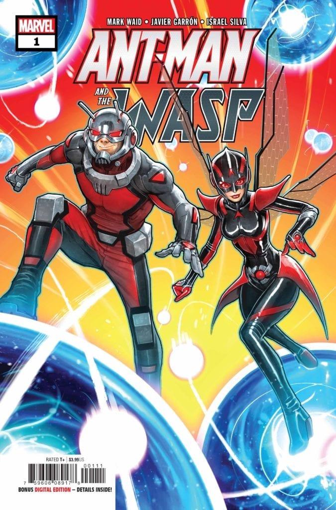 Descargar Ant Man and The Wasp Volumen 1 comic