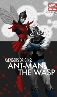 Comic completo Avenger Origins: Ant-Man and the Wasp
