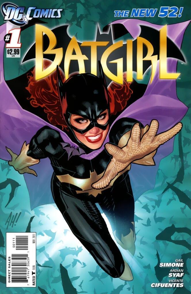 Comic completo BATGIRL VOL 4