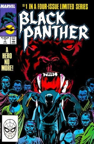 Comic completo BLACK PANTHER VOL 2