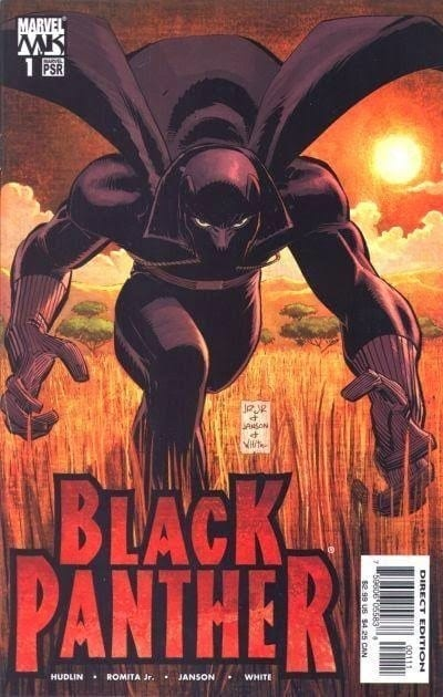 Comic completo BLACK PANTHER VOL 4