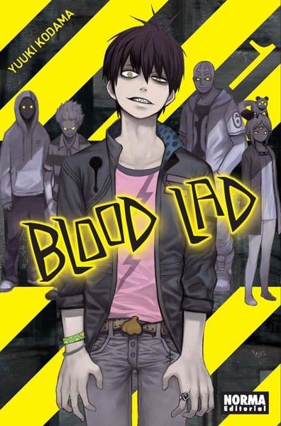 Descargar BLOOD LAD manga