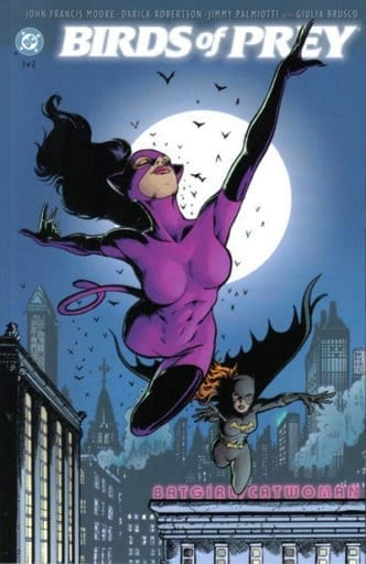 Comic completo Birds Of Prey: Batgirl and Catwoman