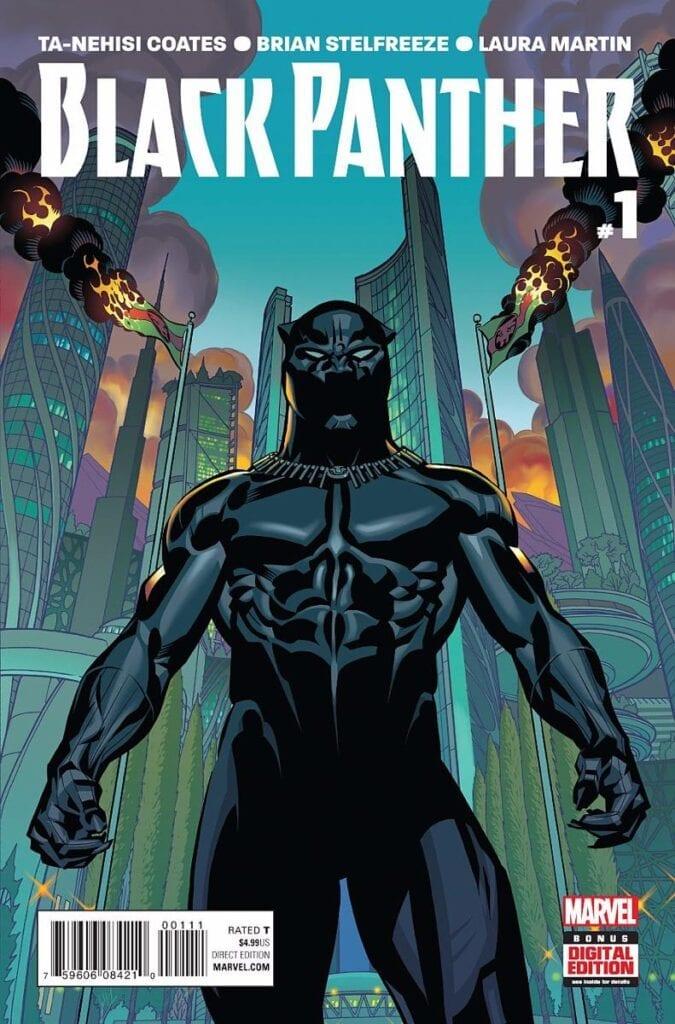 Comic completo Black Panther Volumen 6
