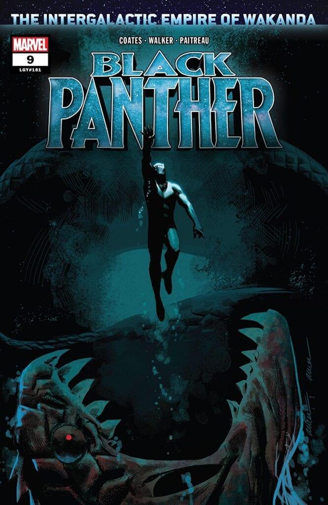 Comic completo Black Panther Volumen 7