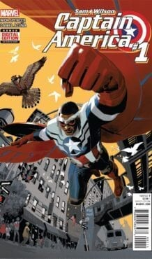 Comic completo Captain America: Sam Wilson Volumen 1
