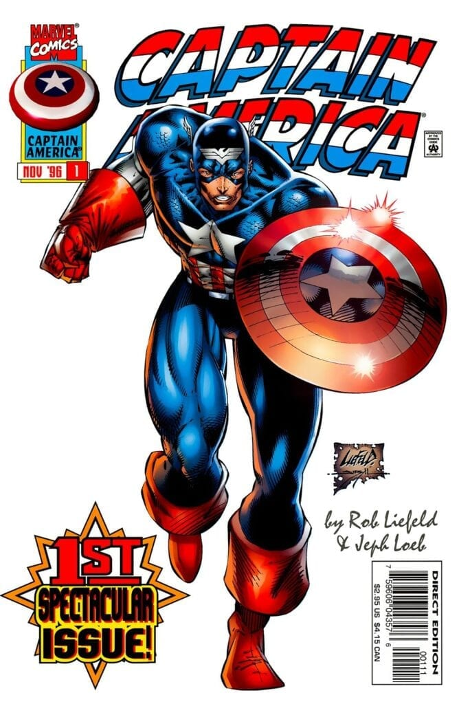 Descargar Captain America Volumen 2 comic