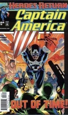 Comic completo Captain America Volumen 3