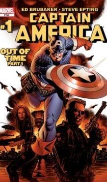 Comic completo Captain America Volumen 5