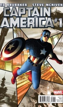 Comic completo Captain America Volumen 6