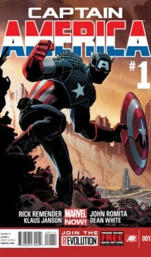 Comic completo Captain America Volumen 7