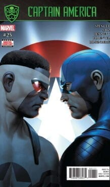 Comic completo Captain America Volumen 8