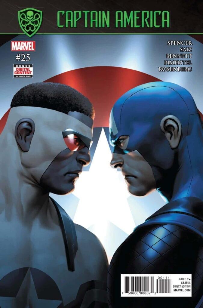 Descargar Captain America Volumen 8 comic