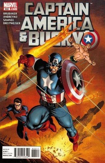 Descargar Captain America and Bucky Volumen 1 comic