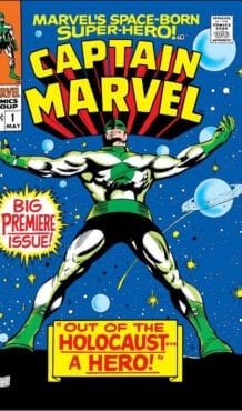 Comic completo Captain Marvel Volumen 1