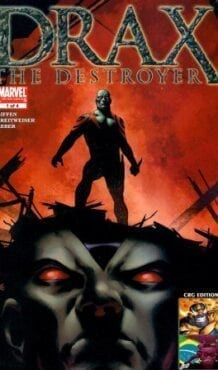 Comic completo Drax The Destroyer