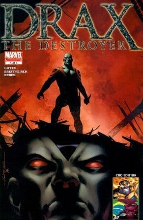 Descargar Drax The Destroyer comic