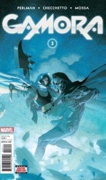 Comic completo Gamora Volumen 1