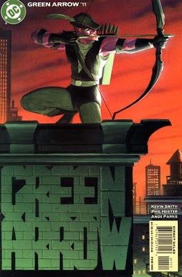 Comic completo Green Arrow Vol. 3