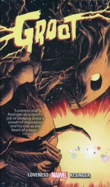 Comic completo Groot