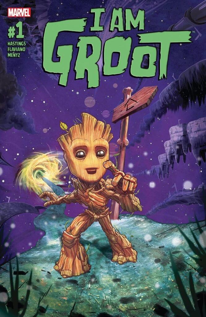 Descargar I Am Groot comic
