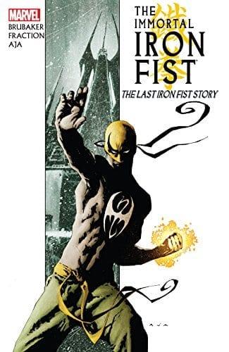 Comic completo IMMORTAL IRON FIST VOL 1