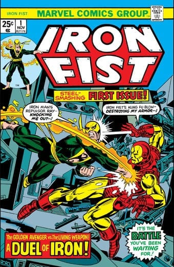 Comic completo IRON FIST VOL 1