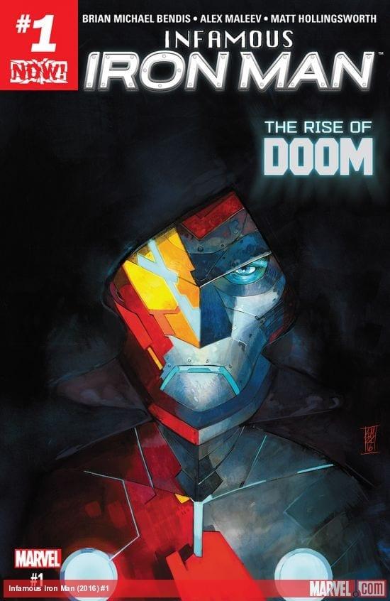 Descargar Infamous Iron Man Volumen 1 comic