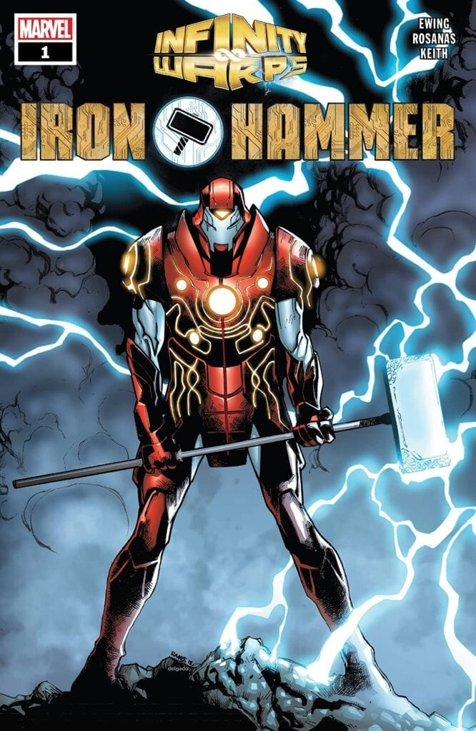 Descargar Infinity Wars Iron Hammer comic