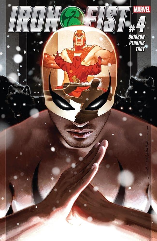 Comic completo Iron Fist Vol. 5