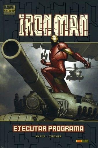 Descargar Iron Man Ejecutar Programa comic