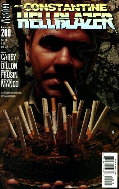 Comic completo John Constantine: Hellblazer