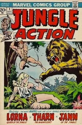 Comic completo Jungle Action