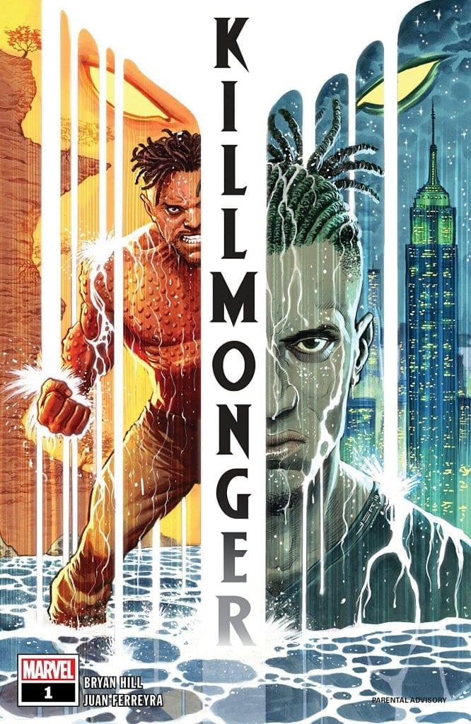Comic completo Killmonger Volumen 1