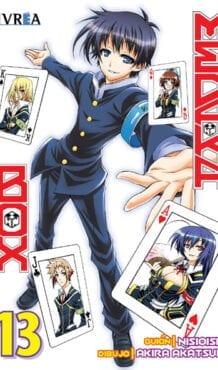 Manga completo MEDAKA BOX