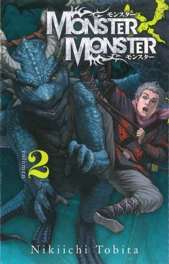 Descargar Monster x Monster manga