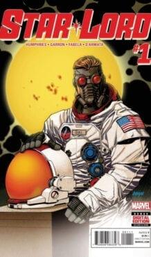 Comic completo STAR LORD VOL 1