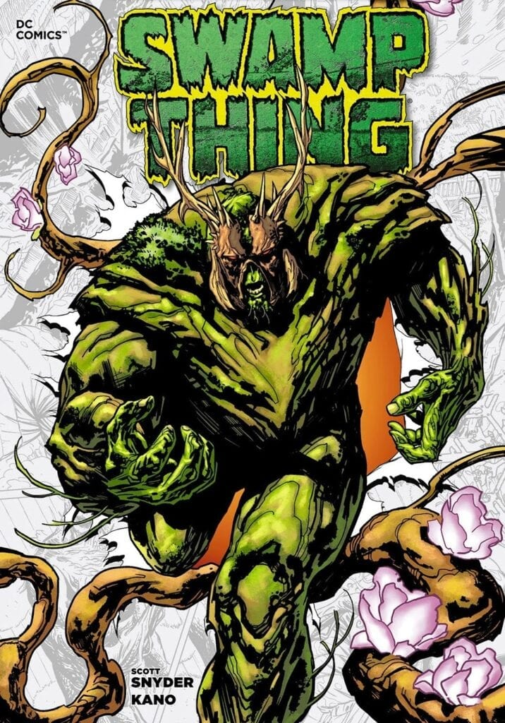 Descargar Swamp Thing volumen 5 comic